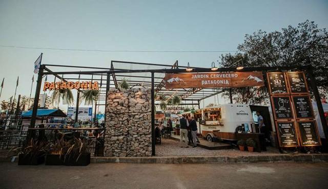 Cerveza Patagonia instala su jardín cervecero en la Expo Prado 2019