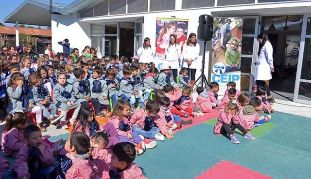 Faltan 10.000 niños para universalizar la educación en nivel tres años, según el CEIP