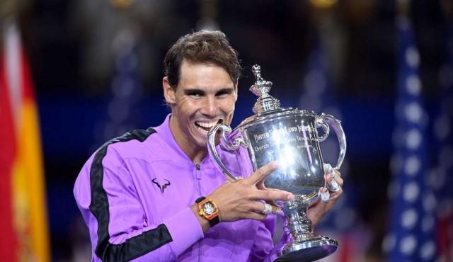 Rafa Nadal ganó el US Open y quedó a un torneo grande del record de Federer