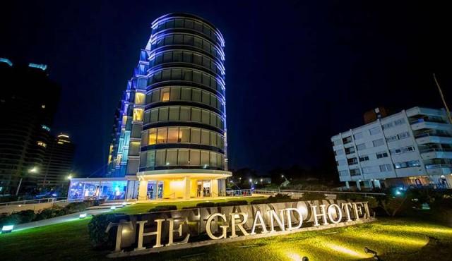 Reapertura de The Grand Hotel en Punta del Este
