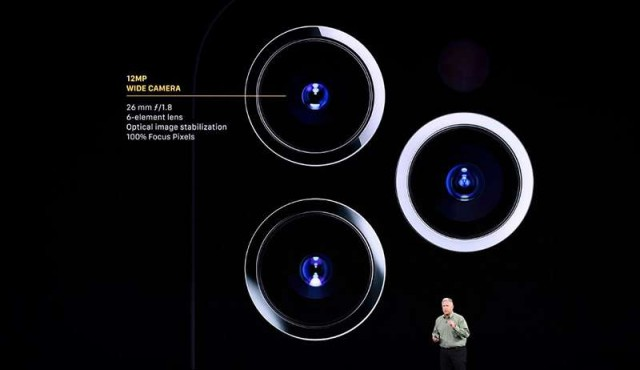 Apple presentó el iPhone 11, con cámara dual
