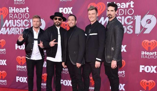 Se agregó un segundo concierto de Backstreet Boys en el Antel Arena