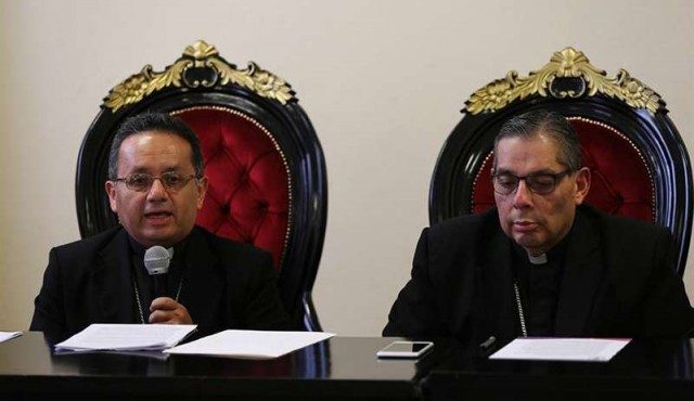La Iglesia de Ecuador anuncia una acción legal si se aprueban más causales de aborto