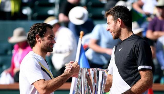 Federer y Del Potro jugarán partido de exhibición en noviembre en Buenos Aires