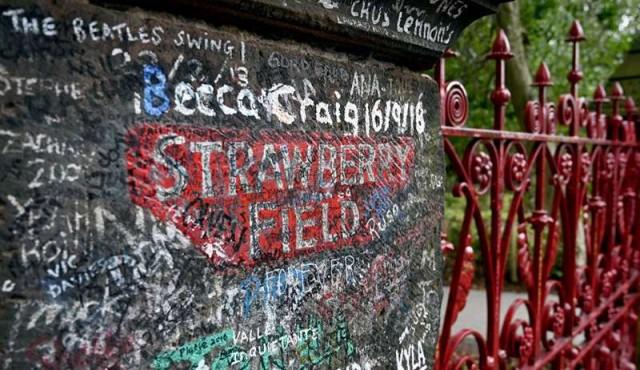 """El """"Strawberry Field"""" de John Lennon abre sus verjas al público"""