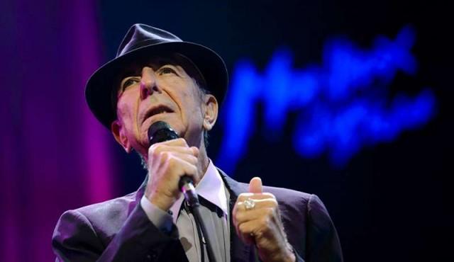 Un álbum póstumo de Leonard Cohen se lanzará en noviembre