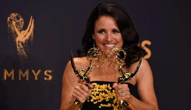 La gloria de Julia Louis-Dreyfus en el Emmy, de Seinfeld a Veep