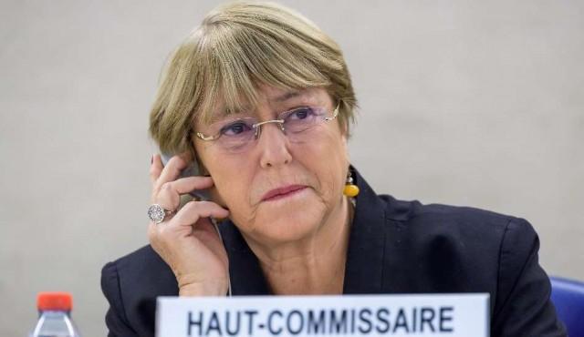 """""""Me da pena por Brasil"""", dice Michelle Bachelet tras polémica con Bolsonaro"""