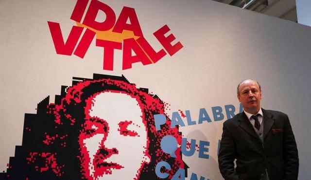"""Una """"ópera grandilocuente"""" sobre vida y obra de Vitale se exhibe en el CCE"""