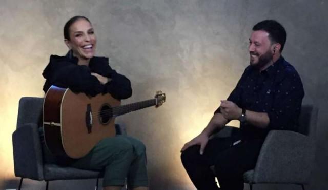 Dos grandes de la música juntos en una entrevista única