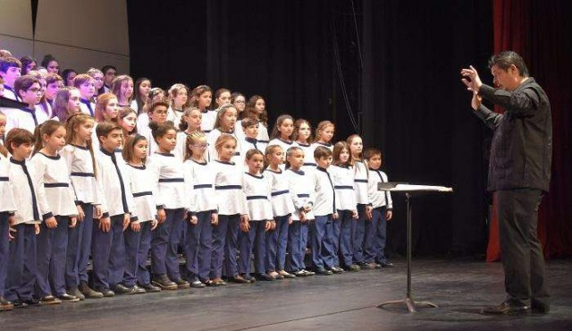 Música que transforma reúne a 1.700 niños en Plaza Casavalle