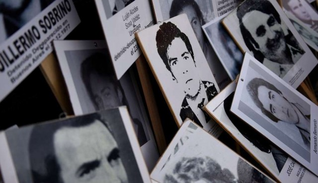 La lista de los uruguayos detenidos desaparecidos que fueron hallados e identificados