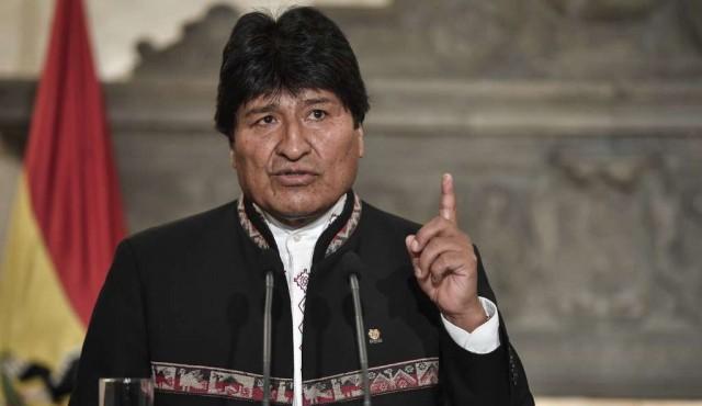 Evo Morales obtendría la reelección en primera vuelta