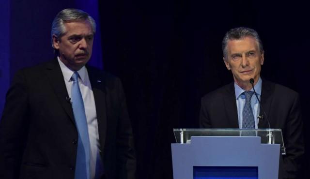 Deuda, corrupción y Venezuela concentran los ataques en debate presidencial en Argentina