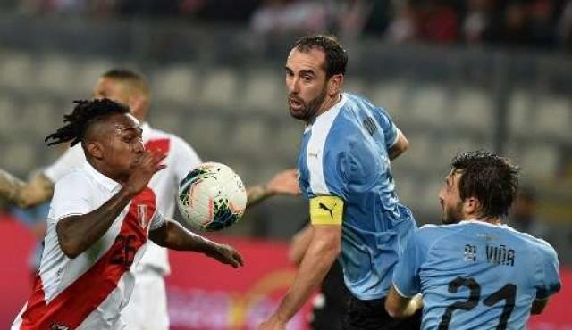 Con gol de Darwin Núñez Uruguay empató en Lima