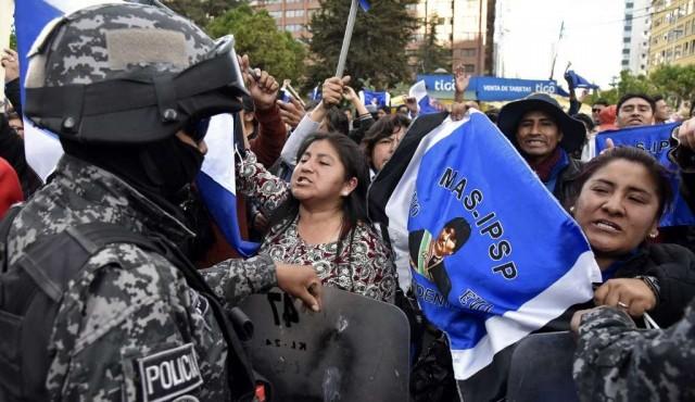 Cambio en la tendencia del escrutinio deja a Evo Morales a punto de ganar la reelección en Bolivia