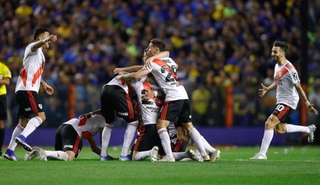 River eliminó a Boca y está de nuevo en la final de la Libertadores