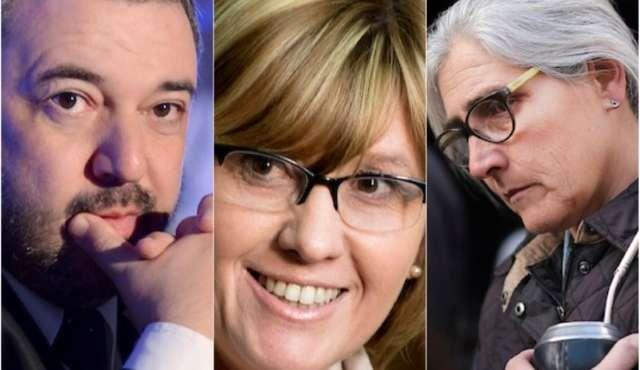 Bergara, Lustemberg y Etcheverry integrarían el gabinete de Martínez