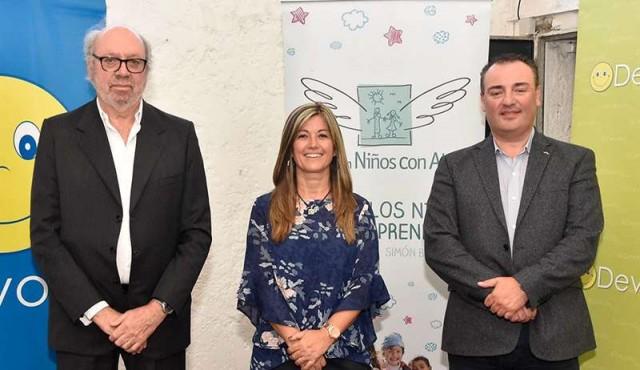 Devoto lanzó campaña para Fundación Niños con Alas