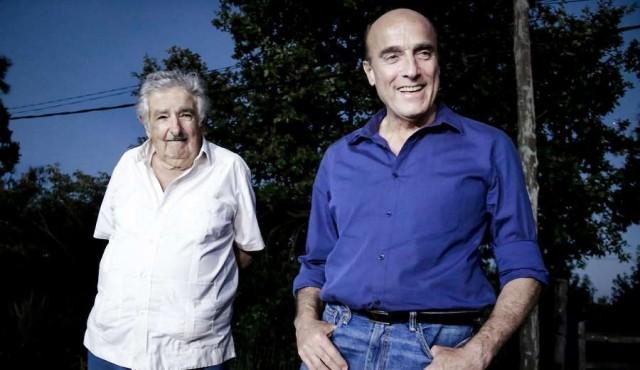 Martínez anunció a Mujica en Ganadería y Astori en Cancillería