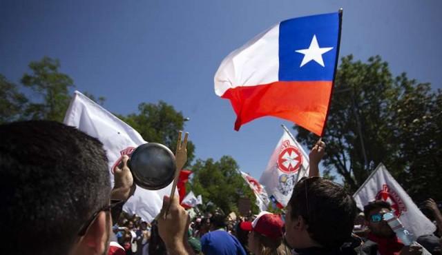 Más 2.300 denuncias de vulneraciones a DD.HH. durante las protestas en Chile