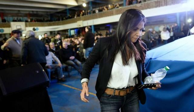 """Verónica Alonso, víctima del """"pragmatismo electoral"""" evangélico"""