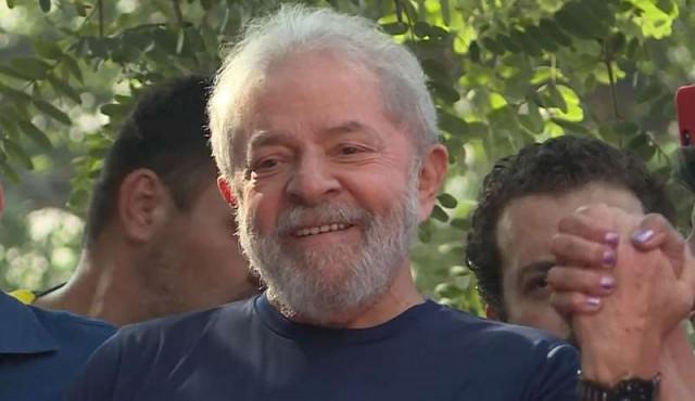La justicia brasileña autorizó la liberación de Lula