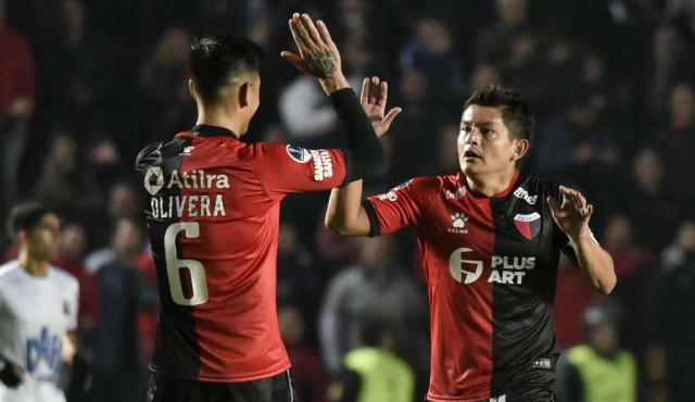 Colón e Independiente del Valle juegan la final de la Sudamericana