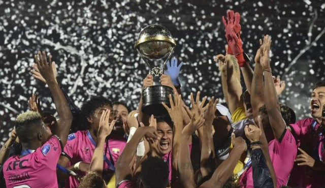 Independiente del Valle alcanzó la gloria en la Copa Sudamericana-2019