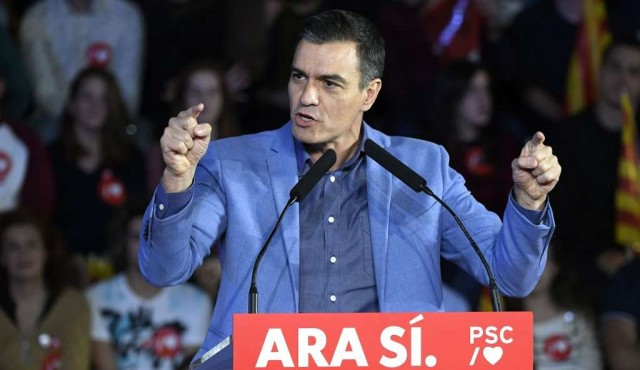 Pedro Sánchez ganó en España y la extrema derecha se dispara
