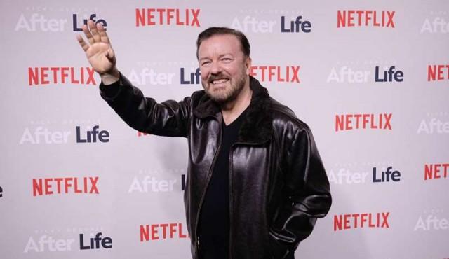 Los Globos de Oro mantienen figura del animador y repiten con Ricky Gervais
