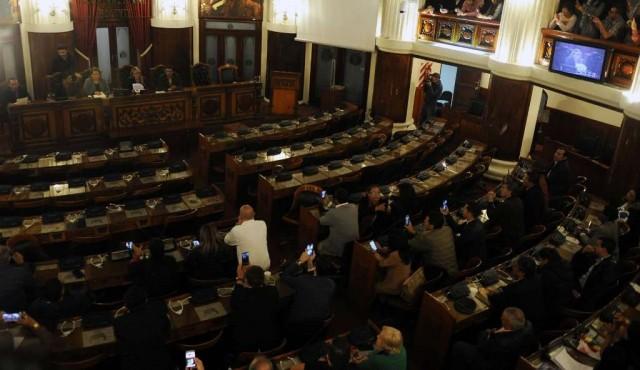 """Morales tilda de """"golpe"""" la """"autoproclamación"""" de la senadora Añez como presidenta de Bolivia"""