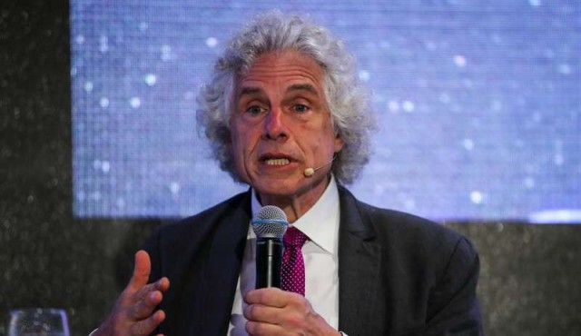 """Steven Pinker: """"Los jóvenes no le tienen tanta simpatía al populismo"""""""