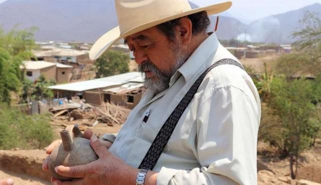 El culto al agua, sagrada misión de templo de 3.000 años descubierto en Perú
