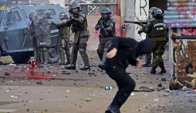Piñera condena abusos policiales en cuatro semanas de estallido