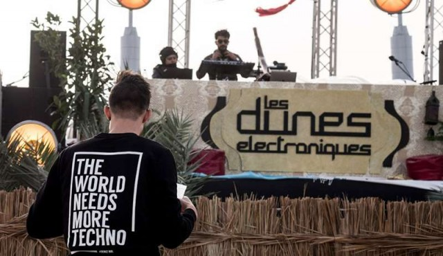 Los DJs dan una segunda vida a las dunas de la Guerra de las Galaxias