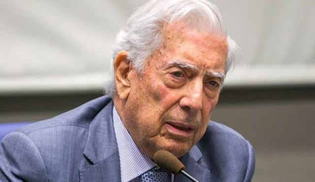 Vargas Llosa: auge de lo audiovisual puede ser peligroso para la democracia