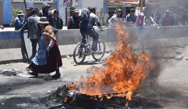 La OEA pide a Bolivia convocar urgentemente elecciones