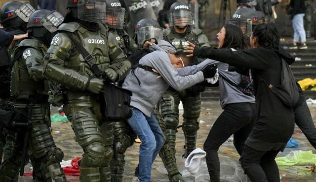 Tres muertos en protestas contra Duque en Colombia