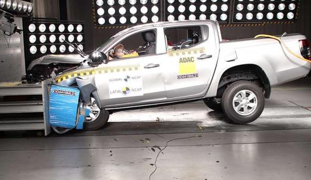 Latin NCAP: aplausos para Chevrolet y una decepción de Mitsubishi