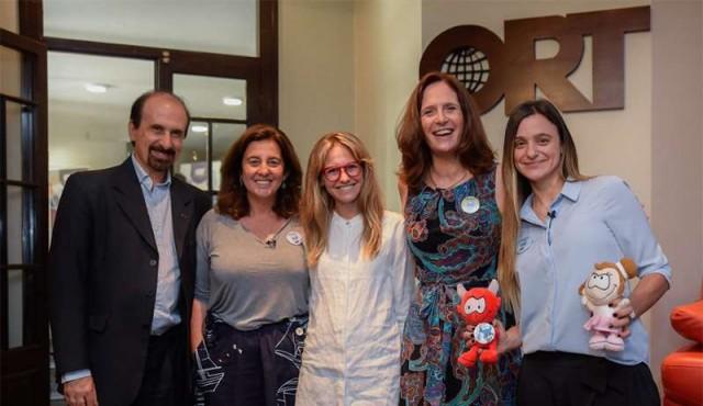 ORT y WEDO organizaron WED Uy para impulsar el espíritu emprendedor de la mujer en el ambiente empresarial