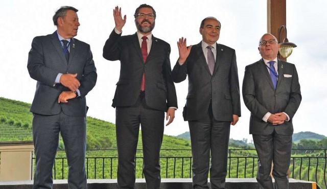 """Uruguay exige en el Mercosur """"pleno respeto por los derechos humanos"""" en Bolivia"""