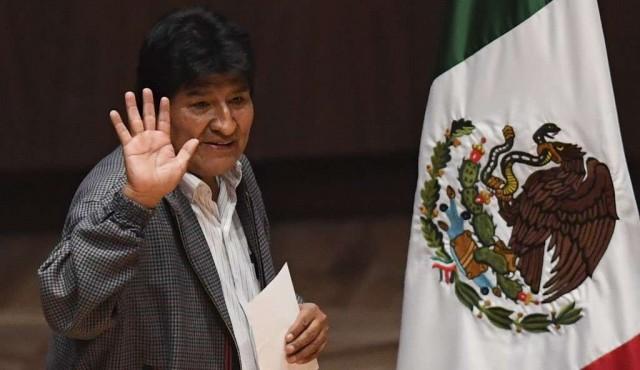 Evo Morales dejó México y partió hacia Cuba