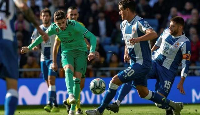 Valverde fue figura en el triunfo del Real Madrid