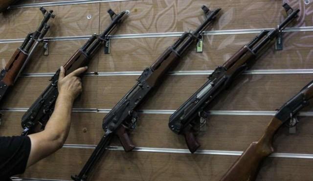 La venta de armas aumentó en el mundo un 4,6%