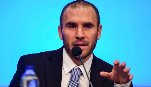 """""""Venimos a resolver una muy profunda crisis"""", dice el nuevo ministro de Economía argentino"""