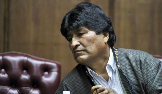 """Evo Morales llegó a Argentina """"para quedarse"""""""