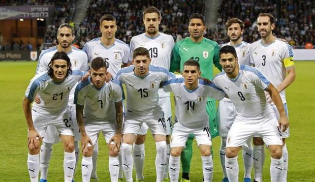 Uruguay terminó el año en la quinta posición del ránking FIFA