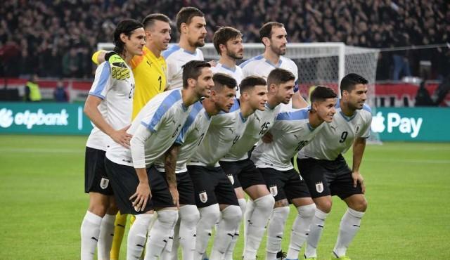 El año invicto de la Selección Uruguaya