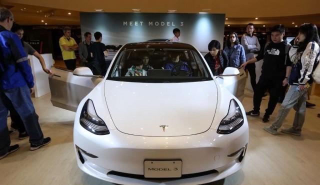 Tesla produjo 367.561 vehículos en 2019, un 50% más que el año anterior